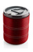 GSI Infinity Backpacker Drinkfles rood